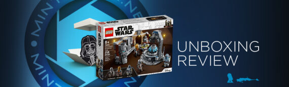 """[Mintinbox Open the Box] REVIEW LEGO Star Wars """"75319 – The Mandalorian Forge"""""""