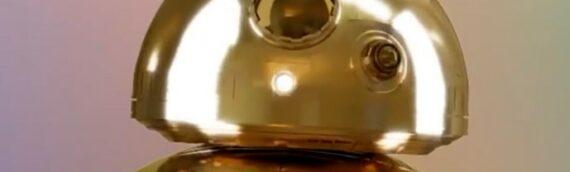 """Disney: BB-8 et R2D2 font partie du""""Disney Fab 50 Character Collection"""""""