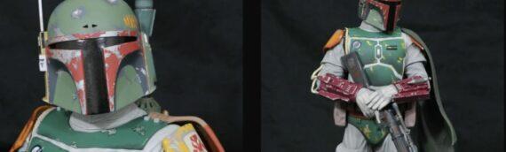 """Gentle Giant – Boba Fett s'offre 2 variantes très limitées """"International Edition"""""""