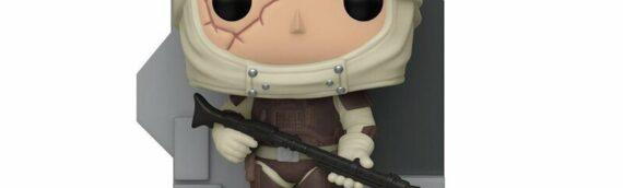 Funko POP- Star Wars Bounty Hunters Collection : Dengar , le cinquième chasseur de primes