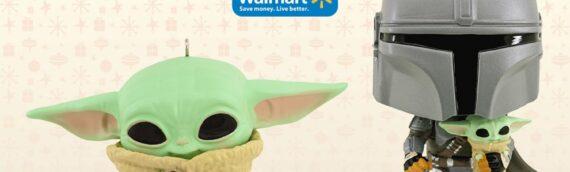 Funko : Des ornements pour Noël en exclu dans les enseignes Wallmart