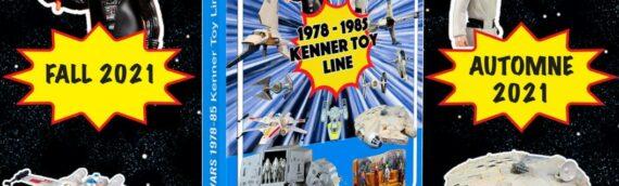 """Chronique Vintage : Un projet participatif pour son livre """"Star Wars 1978-1985 Kenner Toy Line"""""""