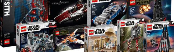 LEGO Star Wars – Les sets retirés à la fin de l'année 2021