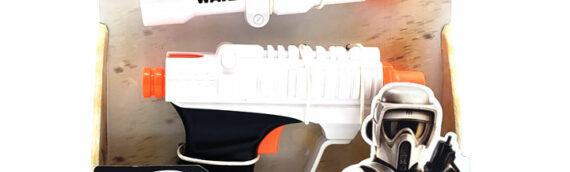 Nerf – The Mandalorian : Le blaster EC-17 est disponible
