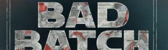 Disney + : Le poster final de la série The Bad Batch