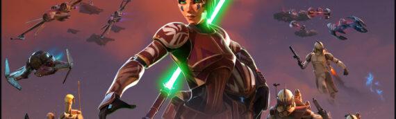 Star wars Redemption : Quand des fans réalisent un jeu vidéo !