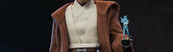 Sideshow Collectibles – Obi Wan Kenobi The Cone Wars Sixth Scale Figure