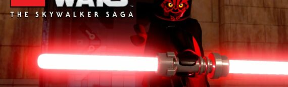 LEGO Star Wars The Skywalker Saga ce sera au printemps 2022