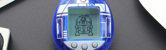 Tamagotchi : Les deux modèles R2-D2 disponible pour le mois de Novembre