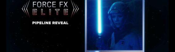 HASBRO – Le prochain sabre laser Force FX sera celui de la Princesse Leia