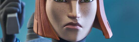 Gentle Giant : Bo-Katan fait son arrivée dans la collection des bustes Animated