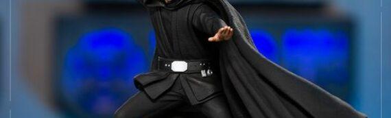 Iron Studios -The Mandalorian : Luke Skywalker Combat Ver. Art Scale 1/10