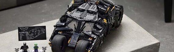 LEGO DC Comics BATMAN 76240 Batmobile Tumbler