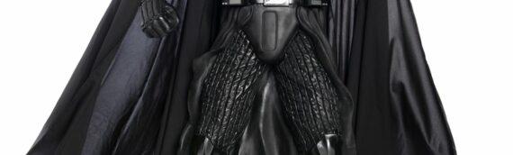Denuo Novo – Rubies : La statuette life size de Vador de nouveau disponible