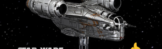 X-Wing Miniature – Le Razor Crest bientôt disponible