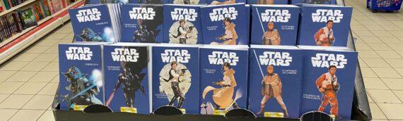 Les comics Star Wars sont de retour chez Carrefour