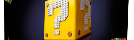 LEGO – 71395 Super Mario 64 ? Block