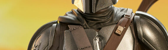 Gentle Giant : The Mandalorian and Grogu™ Premier Collection Statue