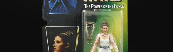 Hasbro – 50th Lucasfilm : La figurine de la Princesse Leïa Yavin The Power Of The Force