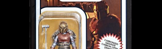 Hasbro : Arrivée de 4 personnages en versions Carbonized dans la gamme TVC