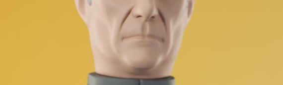 Gentle Giant : Jumbo Figure – Grand Moff Tarkin