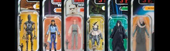 Hasbro : 6 personnages de plus dans la gamme TVC
