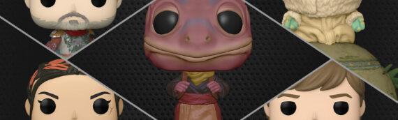 FUNKO POP – Une nouvelle série de figurines tirées de The Mandalorian