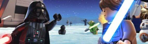 """Apple Arcade – LEGO  : Le jeu vidéo""""Star Wars Battles"""" Bientôt disponible"""