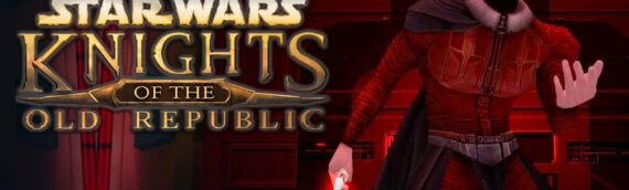 Star Wars Knight of the Old Republic arrive sur Nintendo Switch