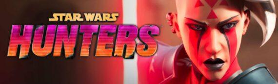 """""""Star Wars: Hunters"""" le jeu s'offre un nouveau trailer"""