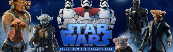 """Star Wars Tales From the Galaxy's Edge Last Call"" en vidéo"