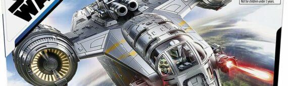 Hasbro – Mission Fleet : Le razor crest bientôt disponible