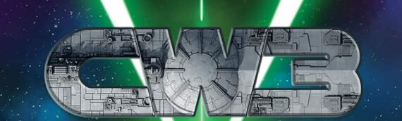 Expo Ch'tar wars : L'affiche de la 3ème édition qui aura lieu en 2022