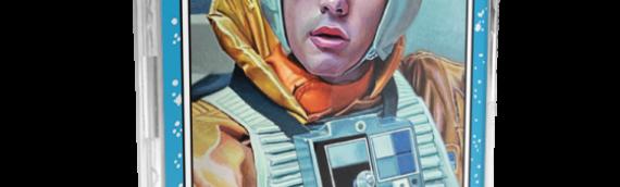 Topps – Living Set : Une jedi et un pilote rebelle pour cette nouvelle semaine.