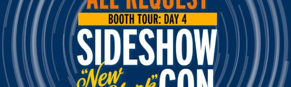 Sideshow Collectibles – Un peu de Star Wars à la New York Con 2021