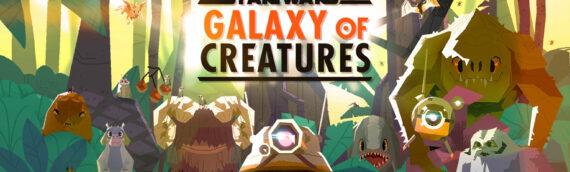 Star Wars Galaxy of Creatures – Un Tee Shirt en exclu sur Amazon